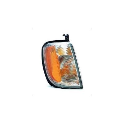 ゲット Crash Parts Ni2521124 Parking/Signal ランプ, Passenger Side(海外取寄せ品)
