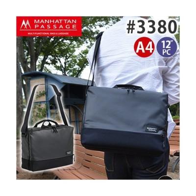 マンハッタンパッセージ #3380 A4 ショルダーバッグ プラス2.1 送料無料 ポイント10倍 在庫有り※一部お取寄せ