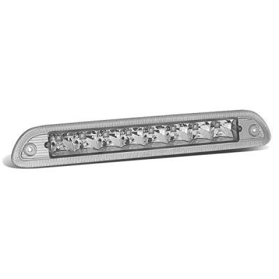 DNA Motoring 3BL-FES01-LED-CH クローム ハウジング LED 3rd Brake Light [(海外取寄せ品)[汎用品]