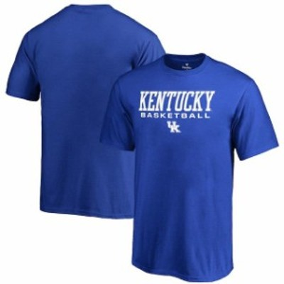 Fanatics Branded ファナティクス ブランド スポーツ用品  Fanatics Branded Kentucky Wildcats Youth Royal True Sport Basketball T-Sh