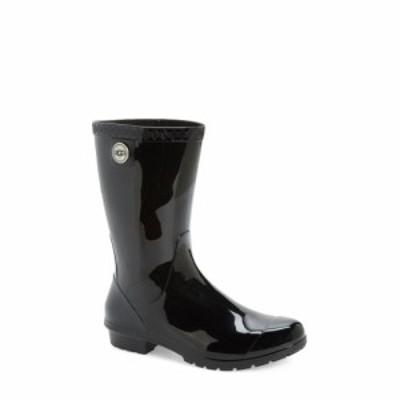 アグ UGG レディース レインシューズ・長靴 シューズ・靴 Sienna Rain Boot Black