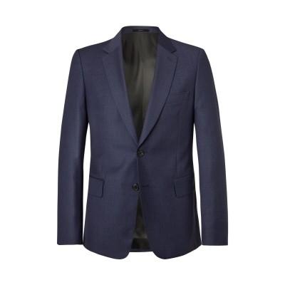 ポール・スミス PAUL SMITH テーラードジャケット ブルー 38 ウール 100% テーラードジャケット