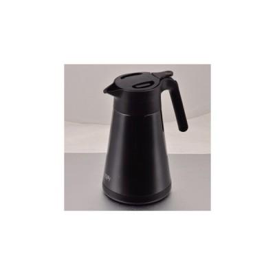 パール金属 イージリー ステンレステーブルポット1.2L(ブラック) HB-1568