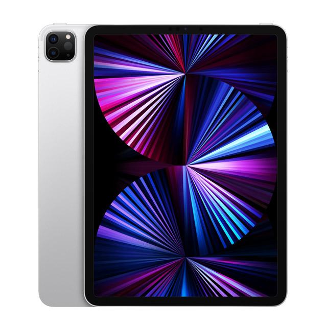 2021 iPad Pro 11吋 128G WiFi 銀色 (MHQT3TA/A)