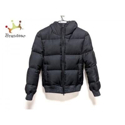 アバハウス ABAHOUSE ダウンジャケット サイズ2 M レディース - 黒 長袖/冬   スペシャル特価 20210106