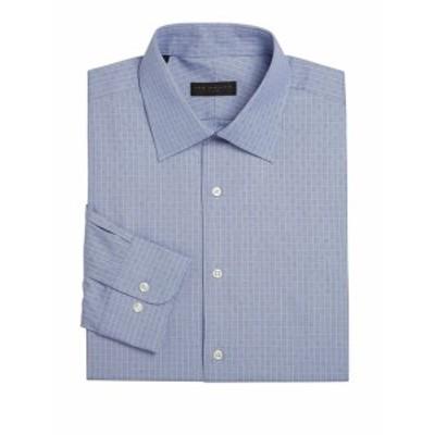 アイクバイアイクベーハー Men Clothing Geometric Dress Shirt