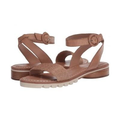 Bernardo バーナード レディース 女性用 シューズ 靴 ヒール Alexis Sandal - Sand Raffia