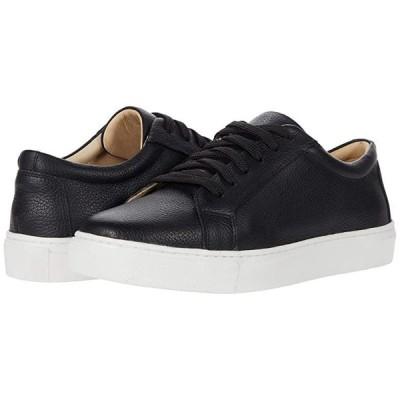 Massimo Matteo Oxford Sneaker レディース スニーカー Black Leather