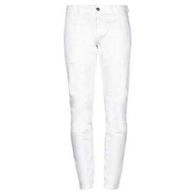 シーピーカンパニー C.P. COMPANY パンツ ホワイト 56 コットン 97% / ポリウレタン 3% パンツ
