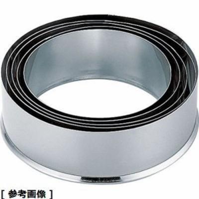TKG (Total Kitchen Goods) BPT02015 SA18-0パテ抜丸(??15)