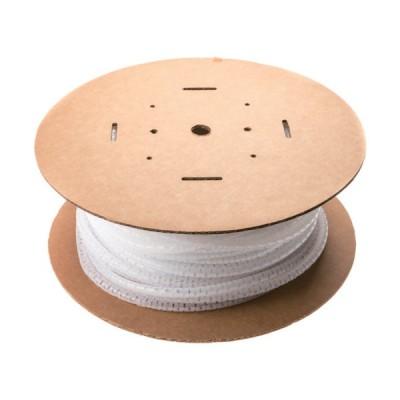 パンドウイット 電線保護チューブ スリット型スパイラル パンラップ 束線径18.3Φmm 30m巻き ナチュラル PW75F−C(295-3731)