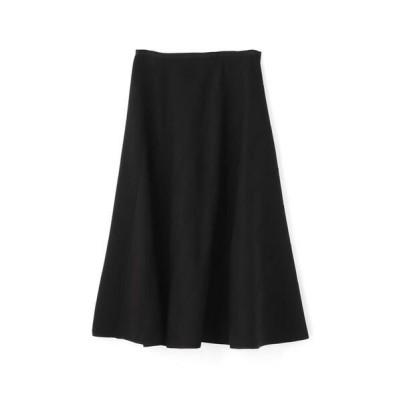 ADORE/アドーア ステッチボンディングスカート ブラック 38