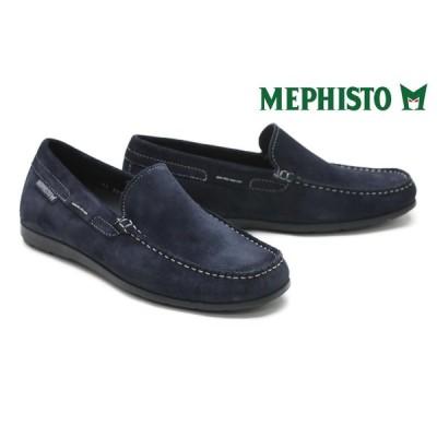 メフィスト / MEPHISTO メンズ カジュアルシューズ algorasa614lv9 アルゴラス ジーンズブルー