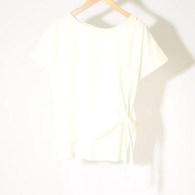 ジェイエフレディメイド Jf Ready Made ウエストリボンデザインTシャツ 04100-AD
