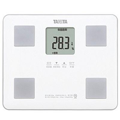 タニタ [BC-760-WH] 体組成計 ホワイト