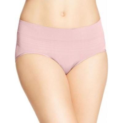 ワーナーズ Warner's レディース ショーツのみ インナー・下着 No Pinches No Problems Striped Hipster Underwear RU0501P Sandshell