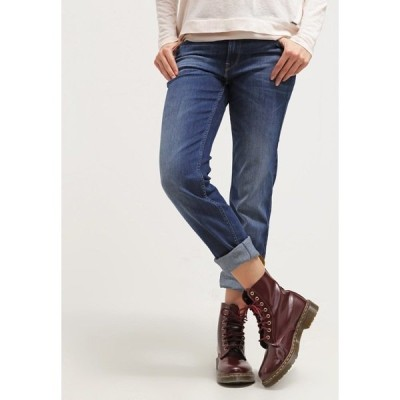 リー デニムパンツ レディース ボトムス MARION STRAIGHT - Straight leg jeans - night sky