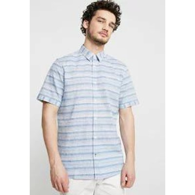 TOM TAILOR メンズシャツ TOM TAILOR RAY - Shirt - blue blue