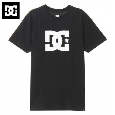 DC SHOES(DCシューズ) ロゴ Tシャツ レディース 半袖 5126J929W-BLK