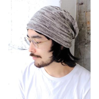 14+(ICHIYON PLUS) / コットンニット帽 WOMEN 帽子 > ニットキャップ/ビーニー