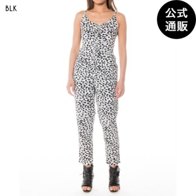 OUTLET 2019 RVCA ルーカ レディース FLASHER JUMPSUIT ワンピース 全1色 XS/S rvca