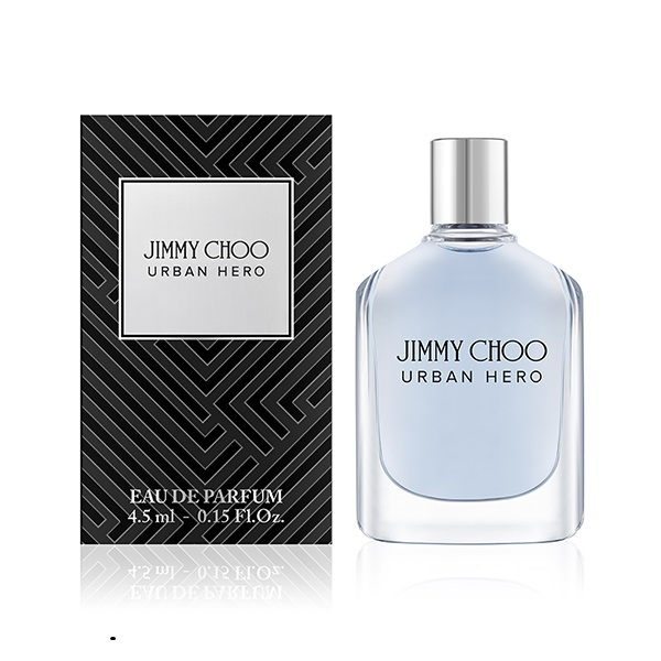 JIMMY CHOO URBAN HERO淡香精迷你瓶4.5ml