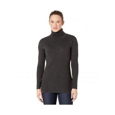 Smartwool スマートウール レディース 女性用 ファッション セーター Spruce Creek Tunic Sweater - Charcoal Heather