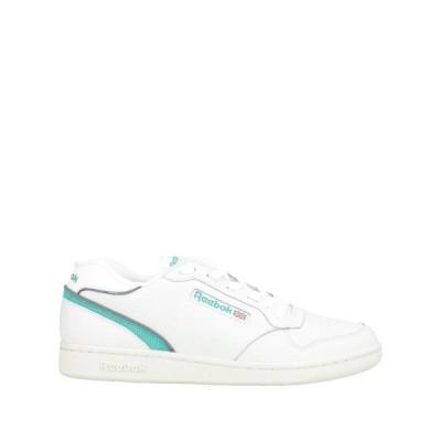 リーボック Reebok  メンズ スニーカー シューズ 靴 ホワイト