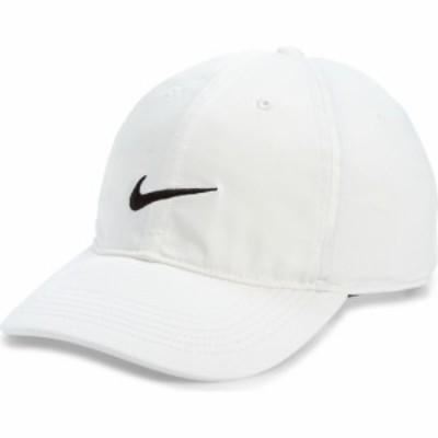 ナイキ NIKE GOLF ユニセックス キャップ 帽子 Nike AeroBill Heritage86 Player Baseball Cap Sail/Anthracite/Black