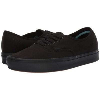 ヴァンズ Vans レディース スニーカー シューズ・靴 ComfyCush Authentic Black/Black