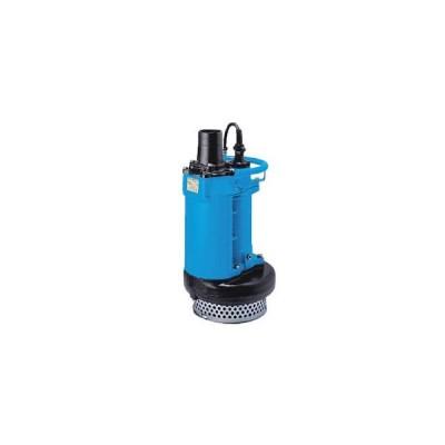 一般工事排水用水中ポンプ KRS型 省エネルギー仕様 口径100mm 3KW 三相200V メーカー直送品代引不可 ツルミポンプ KRS-43