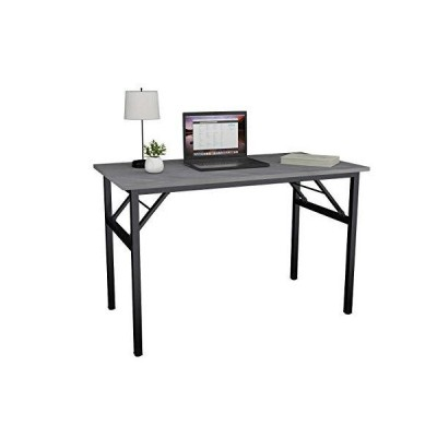 SogesGame 47 inches Portable and Folding Computer Desk Home Office Writing