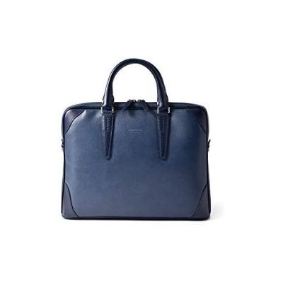 [フジタカ] ビジネスバッグ A4ジャスト ジェードクラリーノデュエII No.624501 (ネイビー)