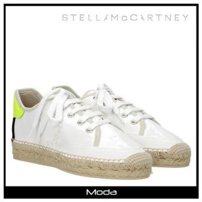 ステラマッカートニー スニーカー レディース 白 ホワイト Stella McCartney 靴