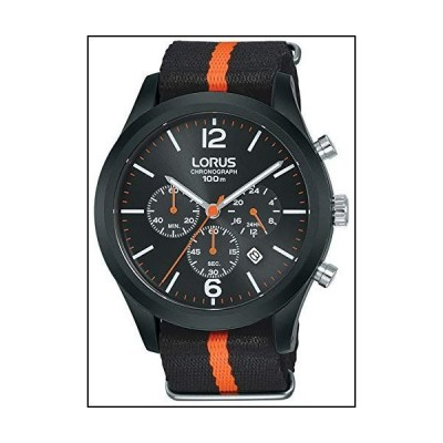 Lorus Sport Man Mens Analog Quartz Watch with Nylon Bracelet RT347HX9[並行輸入品]