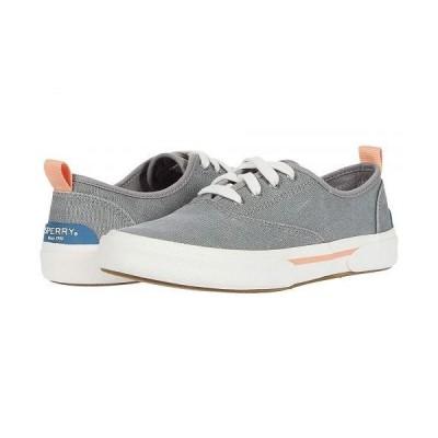 Sperry スペリー レディース 女性用 シューズ 靴 スニーカー 運動靴 Pier Wave CVO Retro - Grey