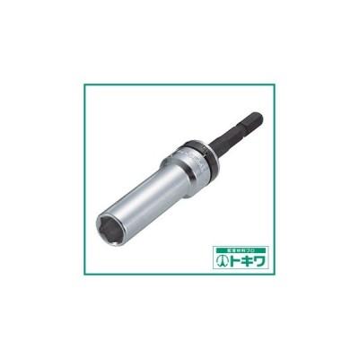 TRUSCO 電動ドライバーソケット ユニバーサルタイプ 10mm ( TEUF-10 (ユニバ-サル10MM) ) トラスコ中山(株)
