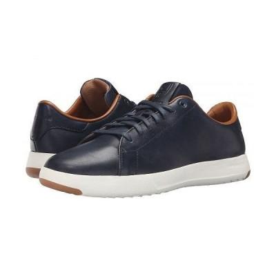 Cole Haan コールハーン メンズ 男性用 シューズ 靴 スニーカー 運動靴 GrandPro Tennis Handstain Sneaker - Blazer Blue