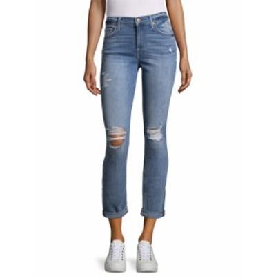 7 フォー オールマンカインド レディース パンツ デニム Josefina Destroy Squiggle Jeans
