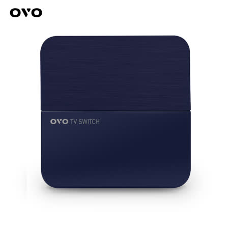 OVO 高規串流電視盒(B7)送鑽石VIP30天免費