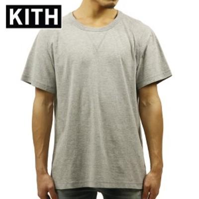 キス Tシャツ 正規品 KITH 半袖Tシャツ KITH LEWIS TEE - ATHLETIC GREY