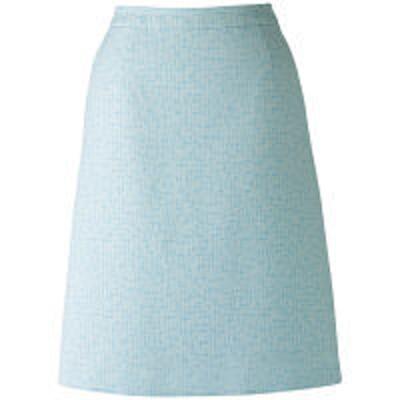 ボンマックスボンマックス BONOFFICE Aラインスカート ブルー 7号 LS2748-6 1着(直送品)