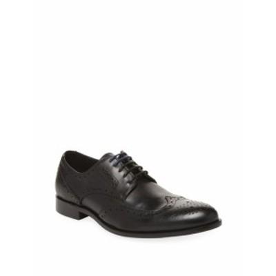 ゴードンラッシュ メンズ シューズ オックスフォード 革靴 Wingtip Derby