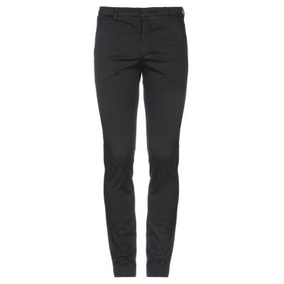 GABARDINE パンツ ブラック 32 コットン 98% / ポリウレタン 2% パンツ