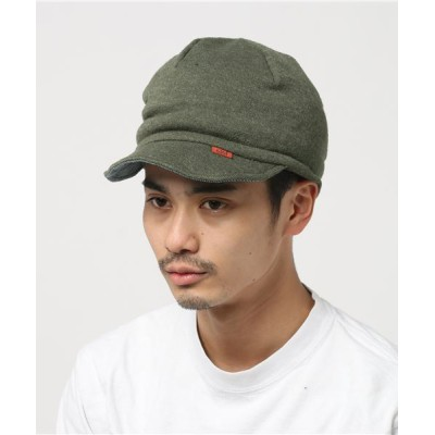 Clef OUTDOOR / 【クレ】モデム ワイヤード ブリム キャップ MEN 帽子 > キャップ