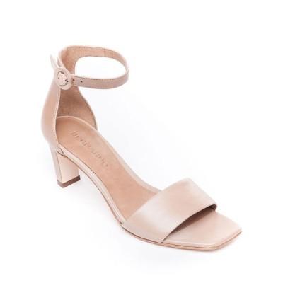 ベルナルド レディース サンダル シューズ Cameron Ankle-Strap Leather Sandals