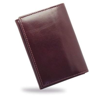 HAKATA NO MORI LEATHER 本革 名刺入れ ビジネス レザー カードケース 大容量 50枚 以上収納 メンズ レディース
