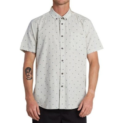ビラボン シャツ メンズ トップス All Day Jacquard Shirt - Men's Chino
