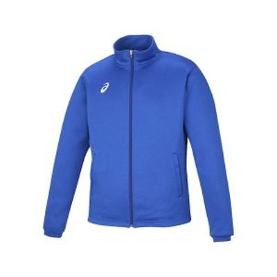 アシックス 4549604783132 XAT145 トレーニングジャケット ブルー サイズ:2XO