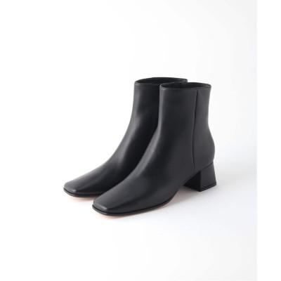 レディース アパルトモン 【GIANVITO ROSSI/ジャンヴィト ロッシ】4.5cm Heal SHORT BOOTS ブラック 36